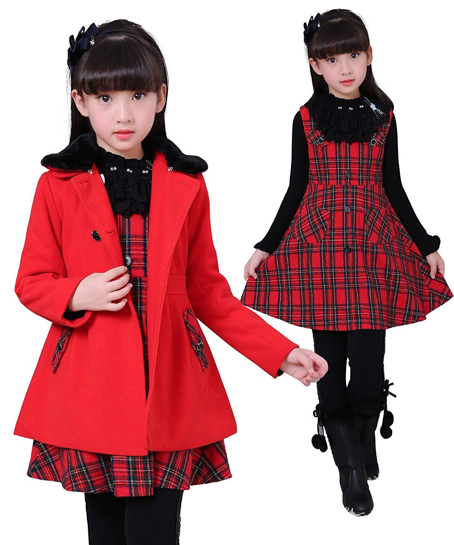 4403a2bdf126 Cheap Little Girls Wool Coats