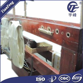 China Wholesale Silk Reeling Machine - Panel Rewinder ceramic guides for textile machinery