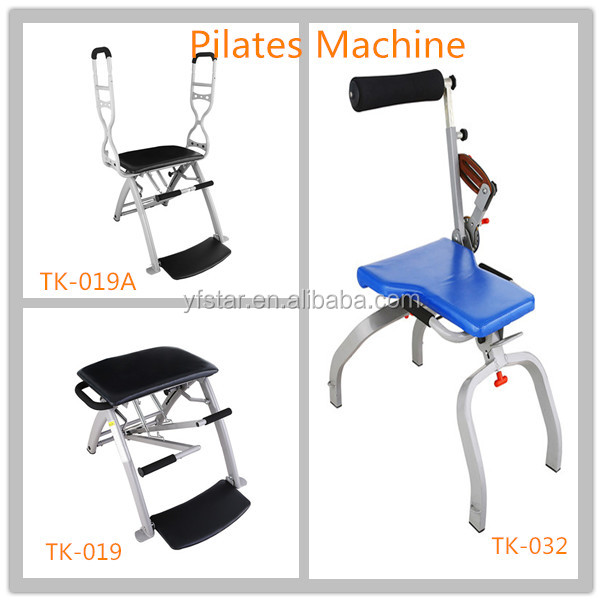 pilate machine