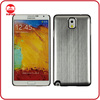 RF Deluxe Ultra Thin Rushed Aluminum Metal Housing Back Door Battery Cover for Samsung Galaxy Note 3 N9000
