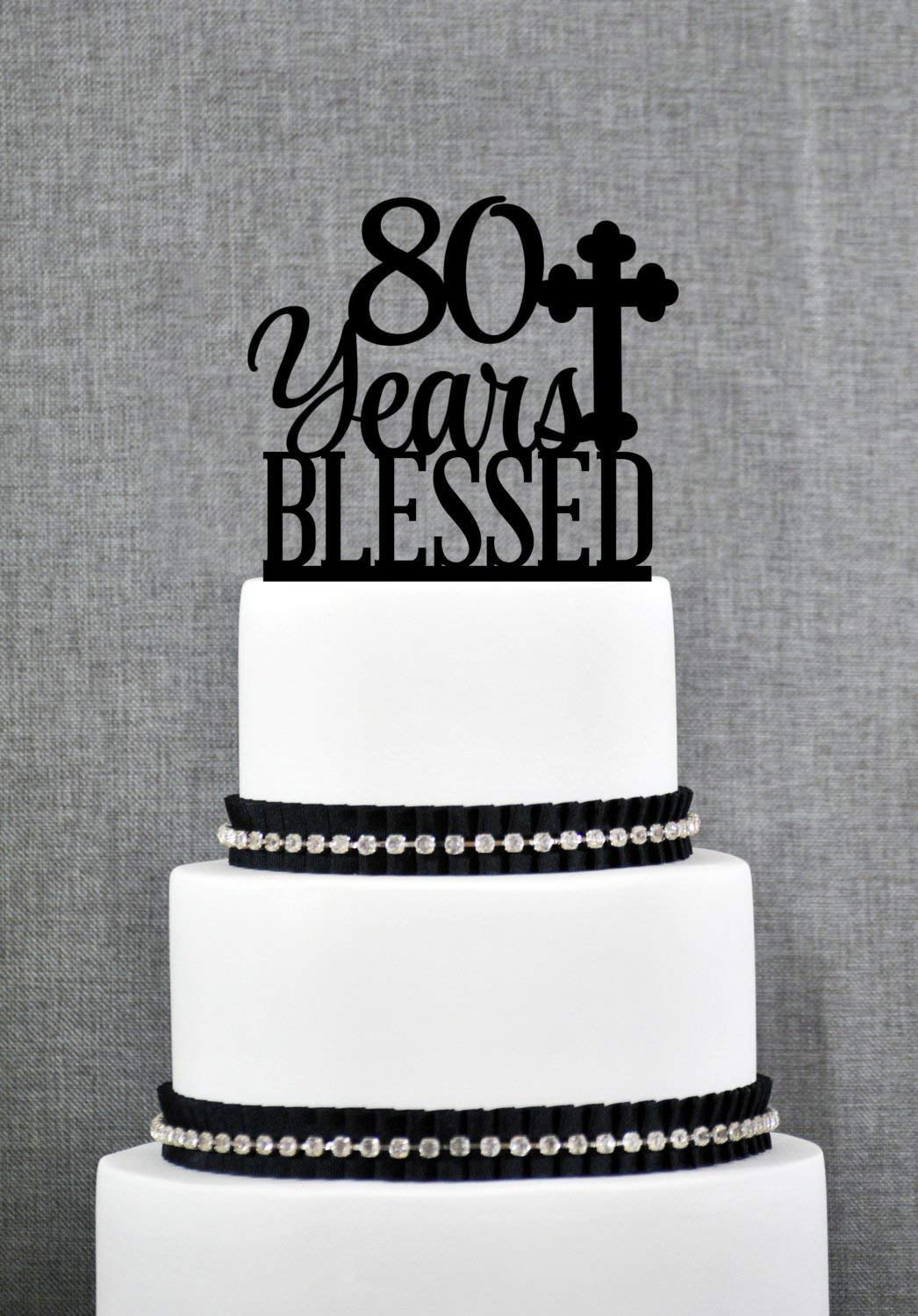 Prime Cheap 80Th Birthday Cake Toppers Find 80Th Birthday Cake Toppers Funny Birthday Cards Online Aboleapandamsfinfo