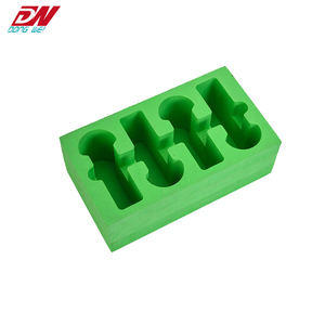 Direct Factory Inlay Pack EVA Foam pe foam die cutting Accept Customized Cutting for packing case foam insert