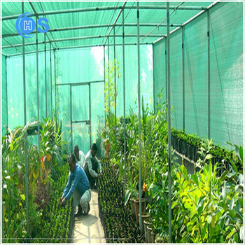 Privacy Screen Windscreen Outdoor Hdpe Garden Green Plastic Vegetable Nursery Sun Shade Net