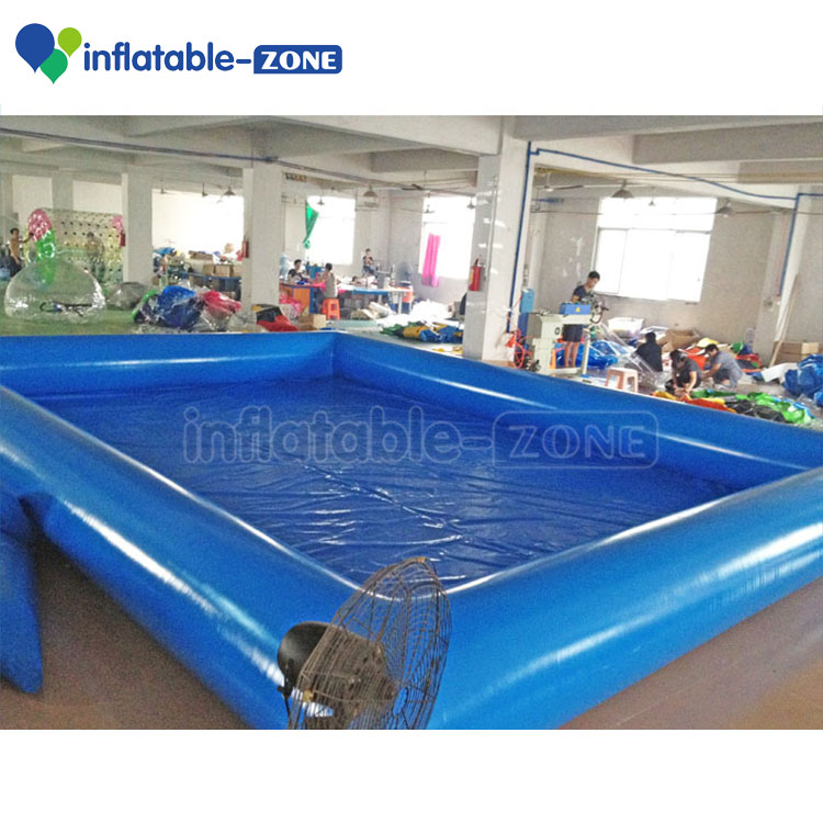Alibaba.com / Amusement Park Equipment water pool, inflatable water pool for sale