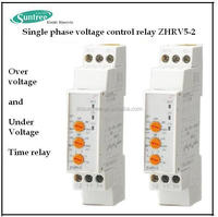 18mm Wide Time Delay Relay 220v DC