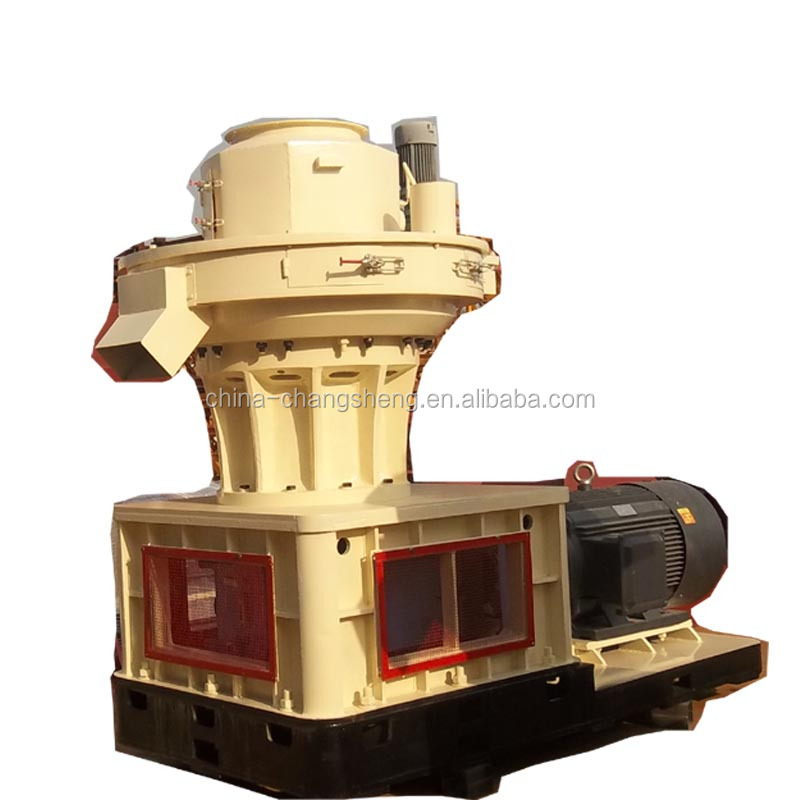Oak wood pellets 1 t/h wood sawdust pellet mill with CE