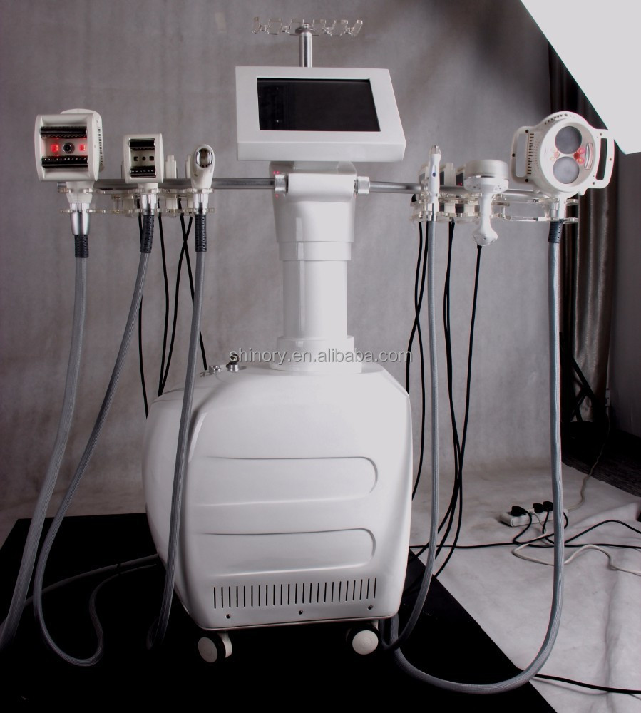 7IN1 Body contouring device V10 Velashape Machine for sale with best price