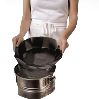 Non Stick Fry Pan Liner Round Pan Foil Ptfe Coated Cooking