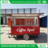 New Design Ice Cream Food Trailer Made in China