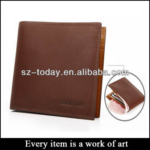 2014 human genuine mexican leather wallets