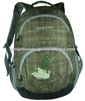 2012 The newest canvas backpacks with high quality