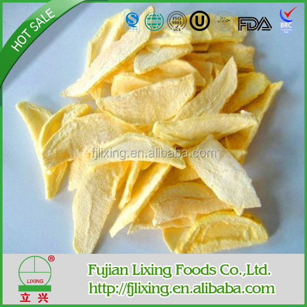 Low price hot sell customized dried vegetable mango snacks