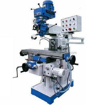 High quality and low price Taiwan turret head radial milling machine X6328B universal radial milling machine