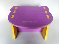 High quality safety eva foam assembled study desk