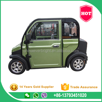 Seat Small Cars Cheap Electric Cars Four Wheel