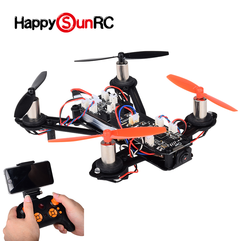 2.4G 4 channel DIY fpv racing WiFI remote control mini drone camera for wholesale