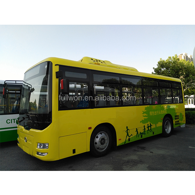 China Manufacturers Reasonable price widely used 35-39 seats bus