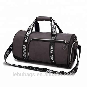 La Plazeite High Quality New Design Custom Made Whole Sports Gym Bag