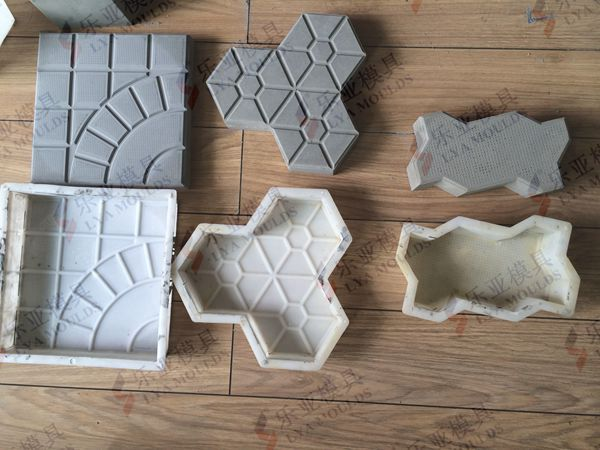 Concrete Tiles Form Plastic Molds Buy Paving Block
