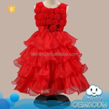 2016 Latest Designs Factory Price Baby Clothes Flower Children ...