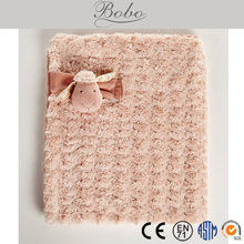 Soft and cozy baby blanket