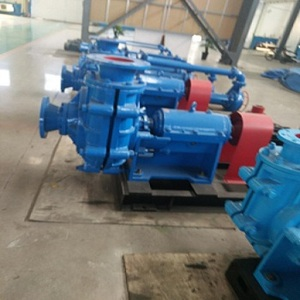 Slurry pump Multistage centrifugal pumps Wear-resistant sludge pump