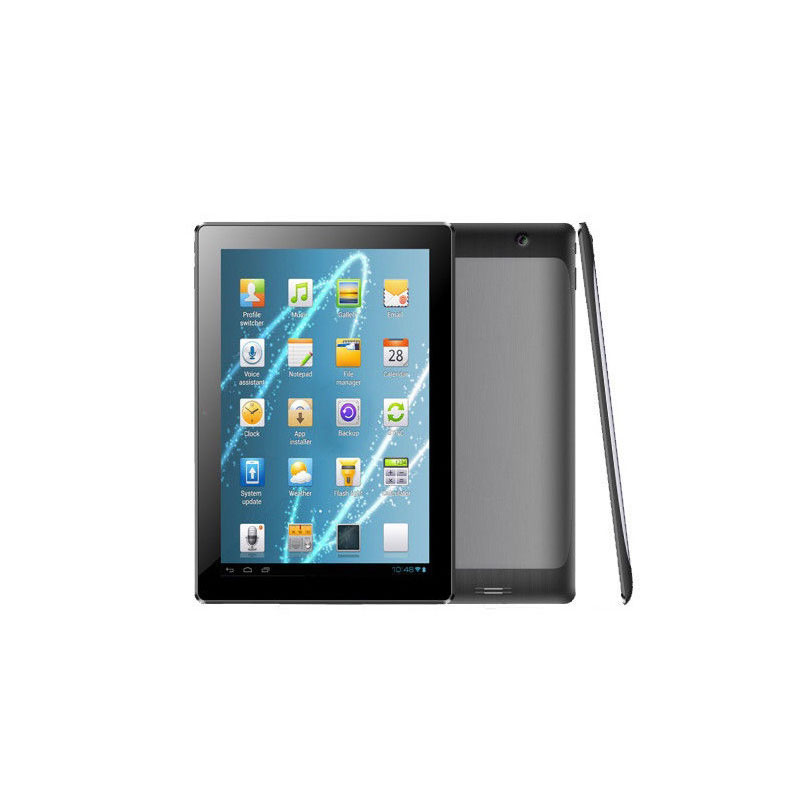 "Negro/plata cubierta de metal 13 ""android 6,0 WiFi/3G tablet 1920x1080"
