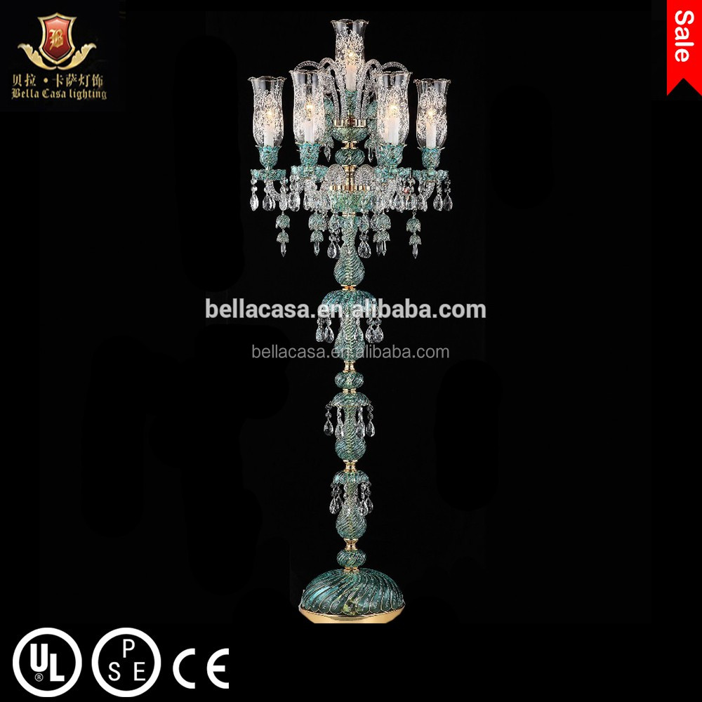Crystal chandelier floor lamp - Floor Stand Crystal Chandelier Floor Stand Crystal Chandelier Suppliers And Manufacturers At Alibaba Com