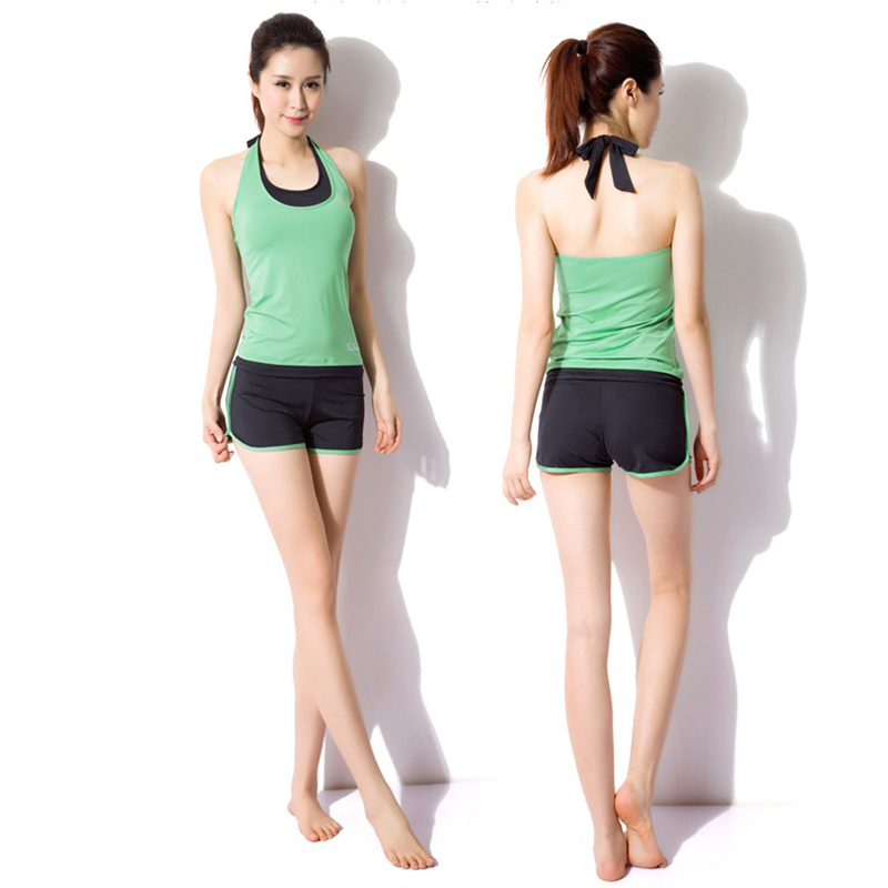 4ec616a378 Get Quotations · Ladies high quality top and shorts set