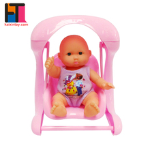 wholesale 5 inch infant doll baby reborn with rocking chair