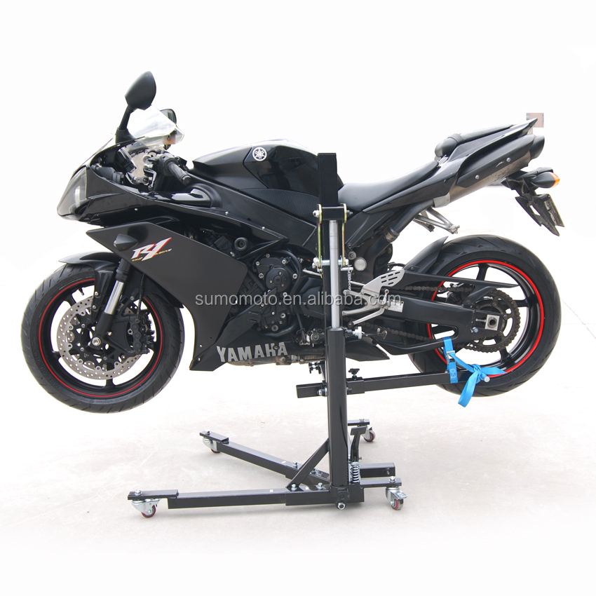 universal motorcycle center stand central stand paddock side lift motocycle center stand. Black Bedroom Furniture Sets. Home Design Ideas