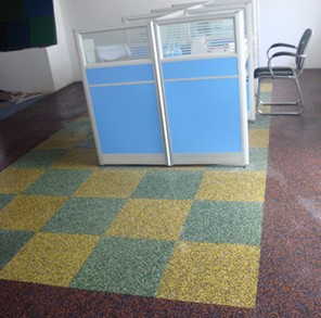 Rubber Flooring Lowes Spray Rubber