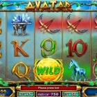 High Profit American Casino Avatar Slot Game Machine