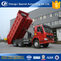 Good performance Sinotruk HOWO Heavy tipper truck 6x4 Heavy Loading capacity 30 to 50 Ton HOWO tipping dump truck Dumper truck
