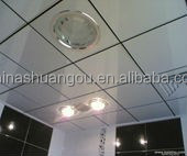 JIS Certificated aluminium ceiling tile