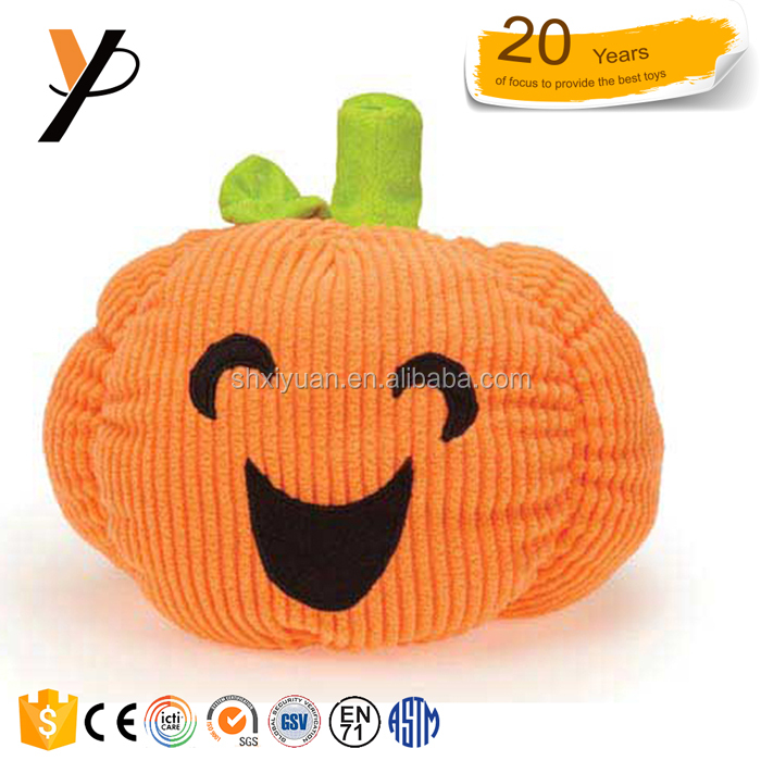 Halloween sexy soft pumpkin toys for wholesale