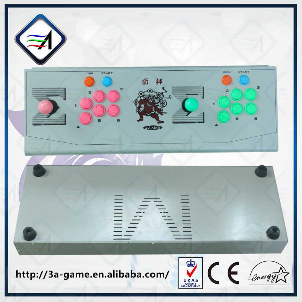 2016 Pandora Box4 Arcade Stick Controller USB Interface PC Game VGA HD or AV Output To LCD Screen
