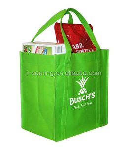 environmental protection recycle wholesale women fashion promotion pp nonwoven shopping bag