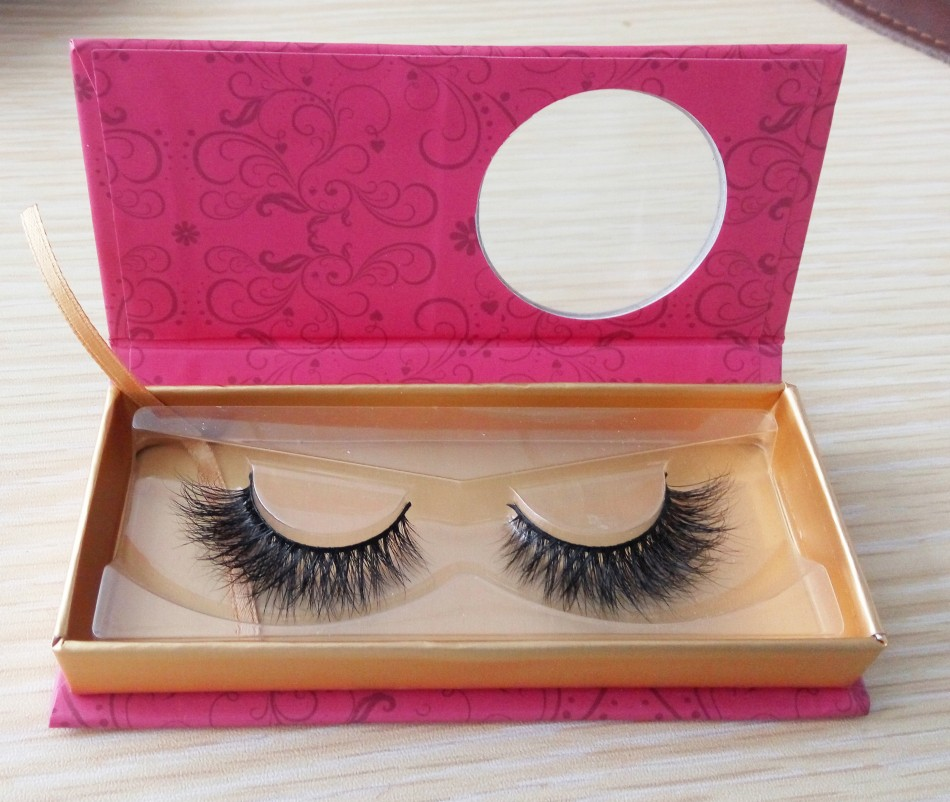 863550ac207 mink lashes private label eyelash packaging box,OEM made customize logo 3D  mink lashes packaging