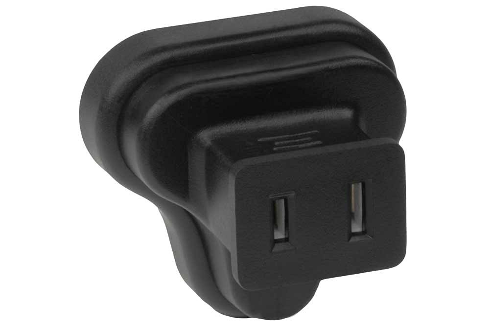 SF Cable, South Africa/India 3 prong plug to USA receptacle