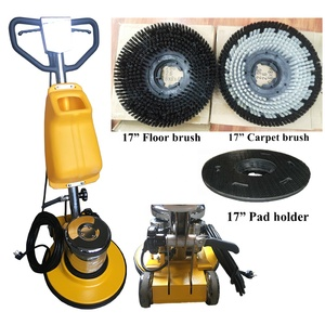 1100W Carpet Cleaning Machine 1.5HP Carpet Cleaner Stairs Floor Cleaner For Super Market