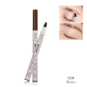 Eyebrow Pencil Tattoo Waterproof Long Lasting Permanent Liquid Eyebrow Pen