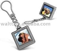 Digital Photo Frame Keychains