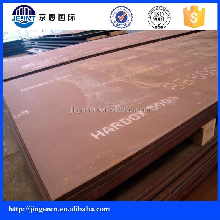 Hardox 400 leverancier