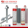 Good adhesion Strong fixing resin injection chemical anchor custom grout