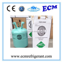 ISO-TANK hfc 134a refrigerant gas