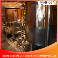 500L Industrial Brewing Company Microbrewery Beer Equipment