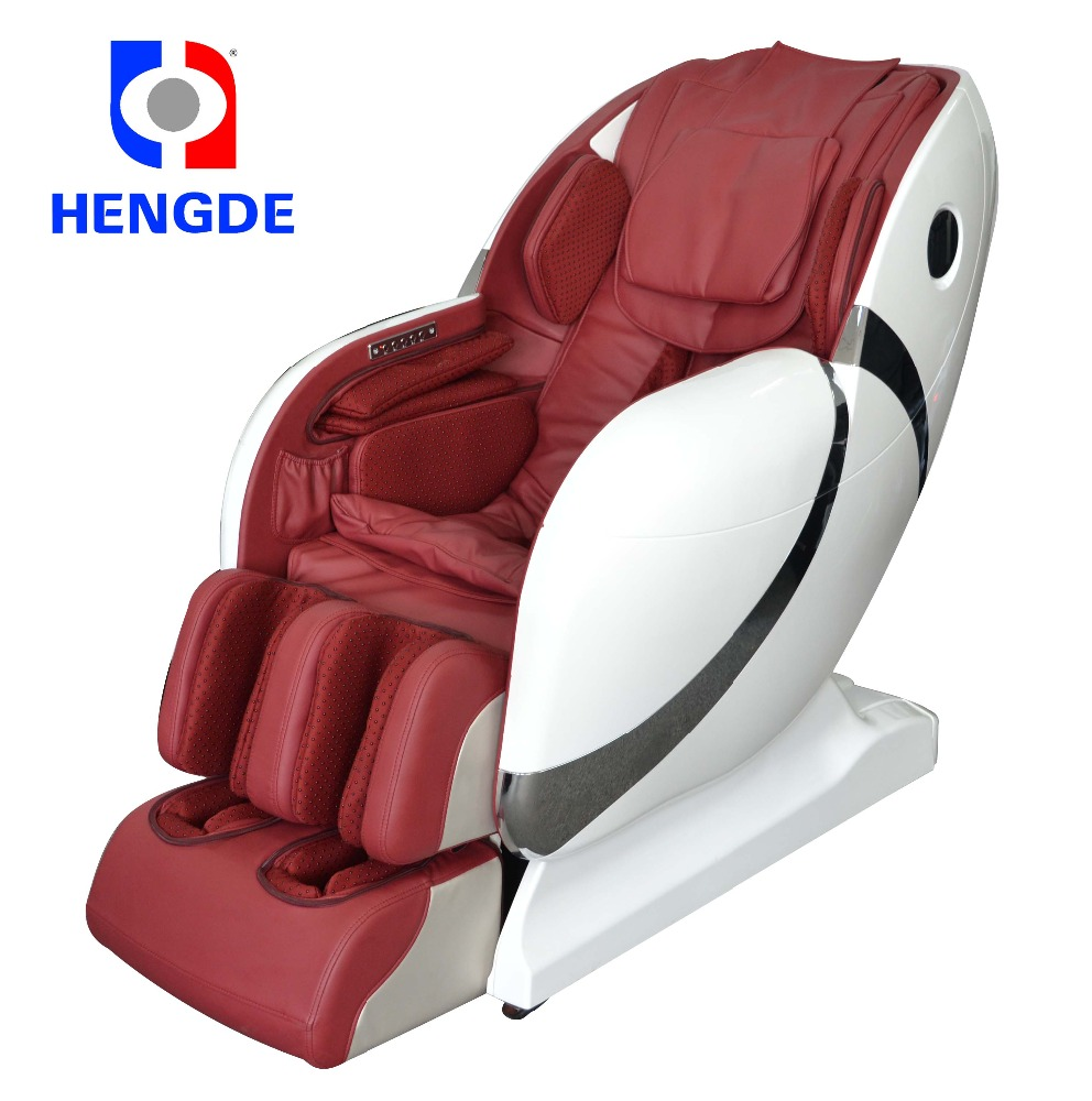 Hengde HD-812 2016 New SL-track Zero Gravity Massage Chair / Top High End 3D Massage Chair