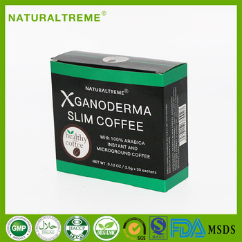Sugar Free No Known Side Effect Gano Excel Coffee