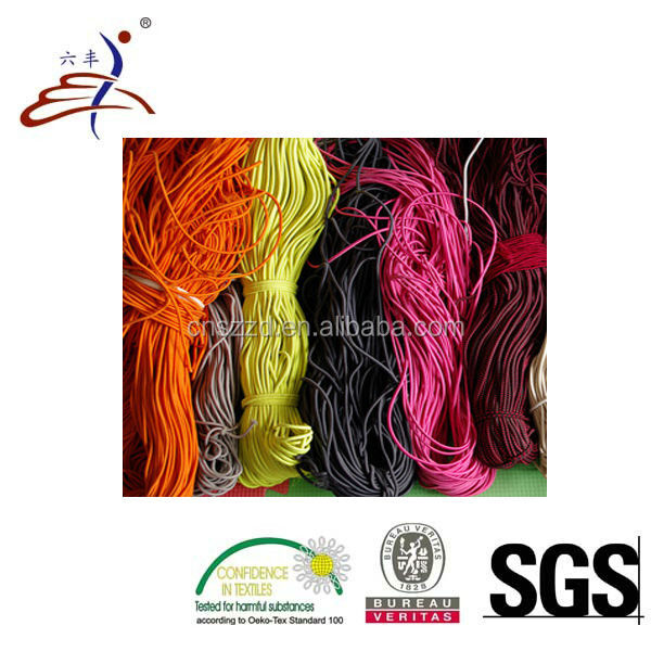 3mm elastic rubber cord